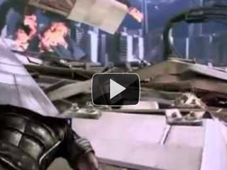 Mass Effect 3 Gameplay Demo
